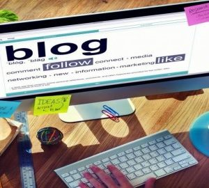 Blogging for Authors and Newbies on Wordpress or Blogger