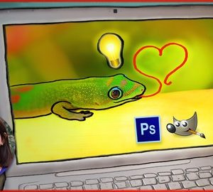 Photoshop GIMP: Quick & Easy Image Hacks for Beginners