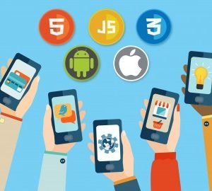Create Android and iOS App using HTML