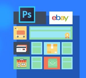 Make a PROFESSIONAL eBay listing template using photoshop