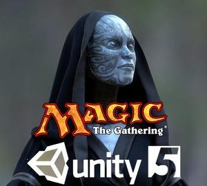 Unity Lecture: Turn based card game (Magic the Gathering)