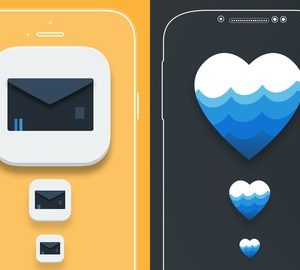 How to Design App Icons for iPhone (IOS) & Android Devices