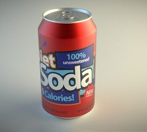 Creating a 3D Soda Can in Blender