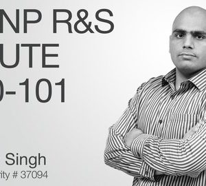 CCNP ROUTE 300-101 Deep Dive: With Baldev
